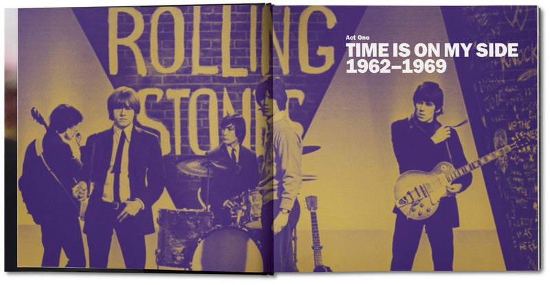 The Rolling Stones, Book, taschen, fine art, photography, Mick Jagger, Keith Richards, Brian Jones, rock n roll, art gallery, gallery, gifts, gift shop, La Maison Rebelle, Los Angeles