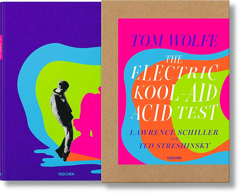Tom Wolfe, The Electric Kool Aid Acid Test, Book, Photography, Taschen, La Maison Rebelle, art gallery, gift shop, gifts, Los Angeles, culture