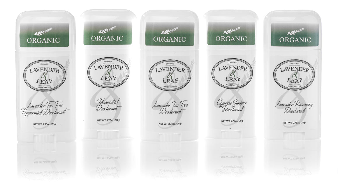 all organic deodorant that really works