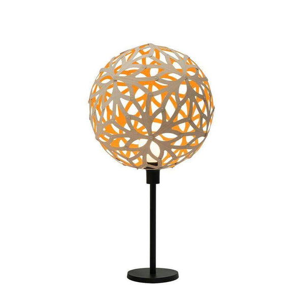 NEW Floral table lamp  by David Trubridge