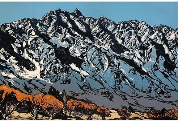 The Remarkables - Limited  Edition of 55