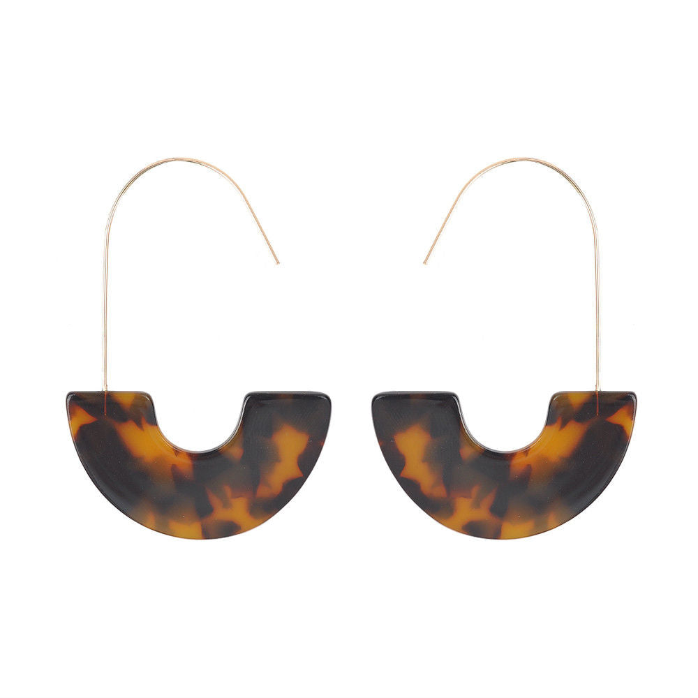 Renly Tortoise Earrings