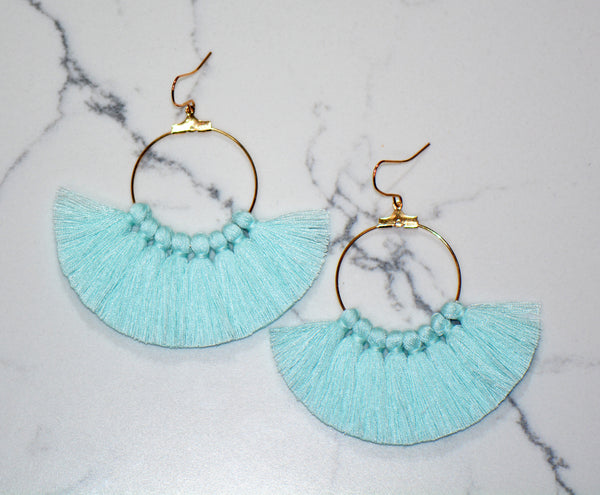 Avery Tassel Earrings