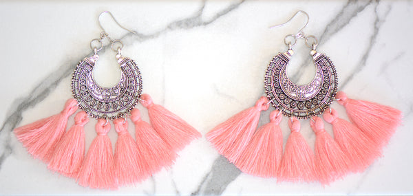Emlyn Tassel Earrings