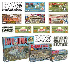 BMC Toys Production Update and New Package Art