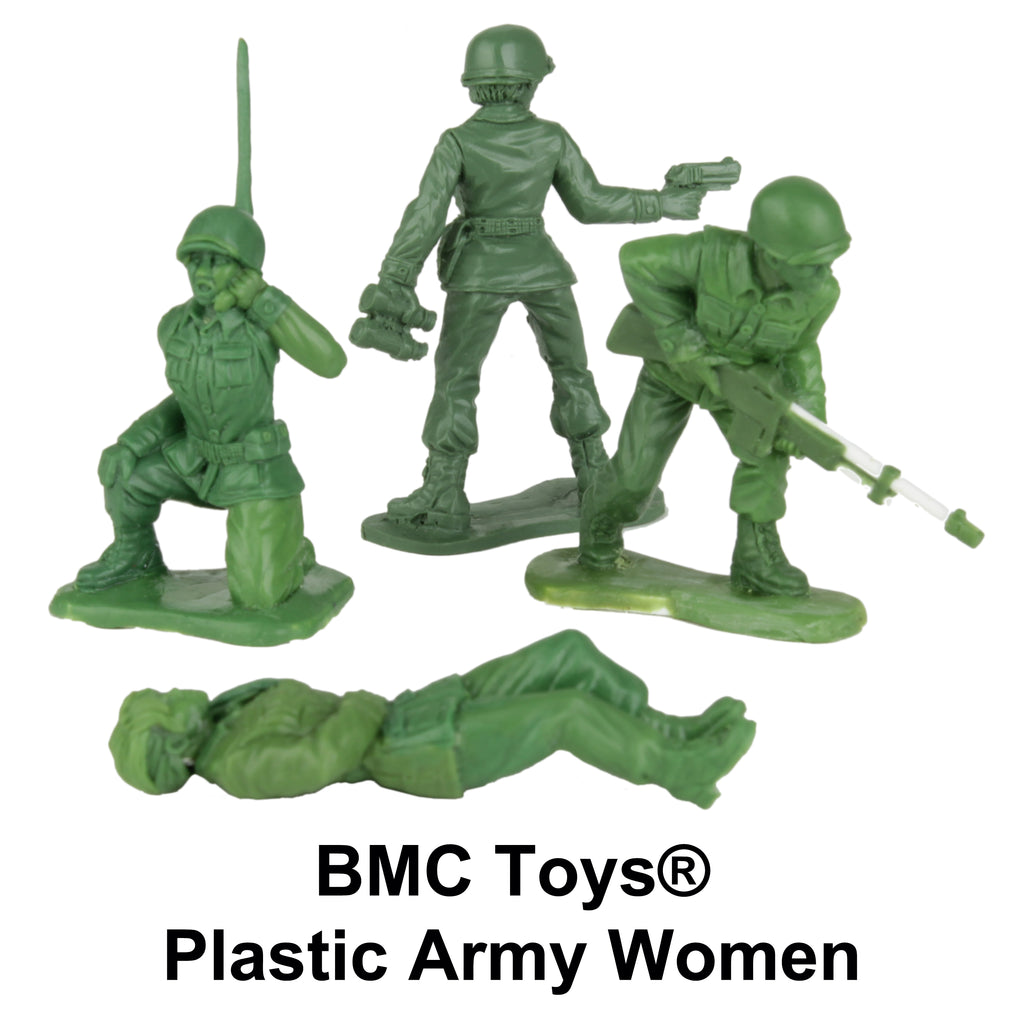 BMC Toys: Plastic Army Women Project: Update #7 and Merry Christmas!