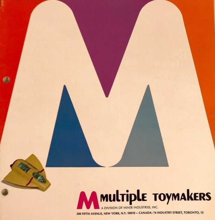 History of Multiple Products Corporation (MPC) by Kent Sprecher