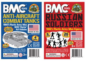 BMC Toys: The Russians are Coming, better Deploy those AA Tanks.