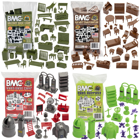 BMC Toys Classic Army Men: Spring Production Roundup