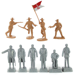 BMC Toys: To rescue George Washington and the Rough Riders