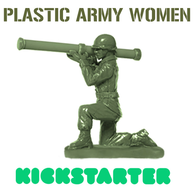 BMC Toys: Plastic Army Women Project: Update #6 and Happy Tanksgiving!