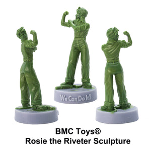 BMC Toys: Rosie the Riveter Project Update
