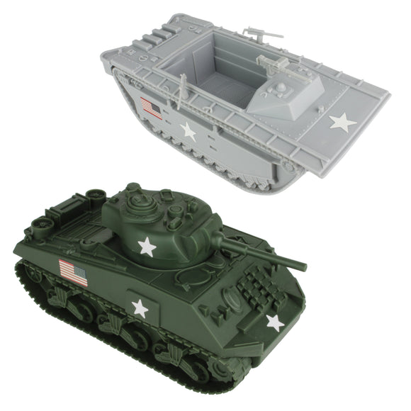 Plastic Army Men Vehicles