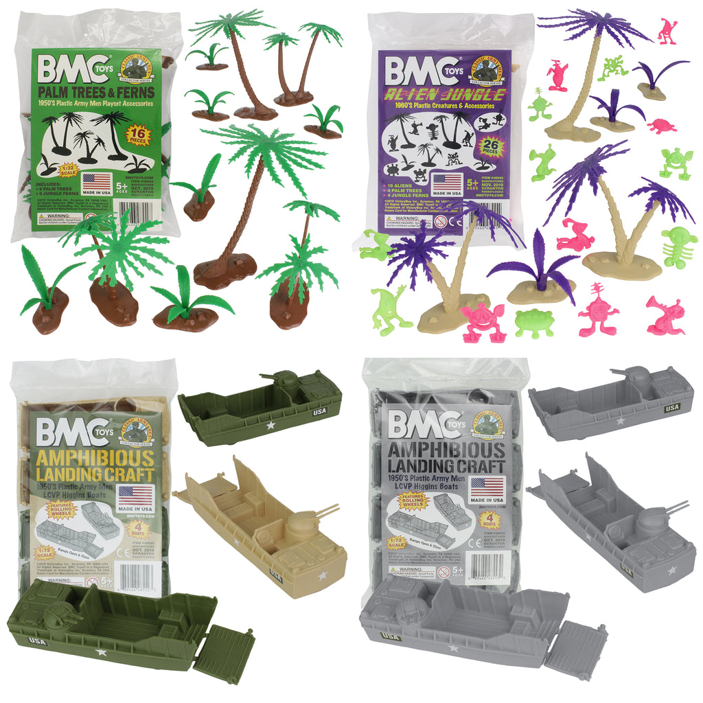 BMC Toys Classic Army Men Thanksgiving 2019