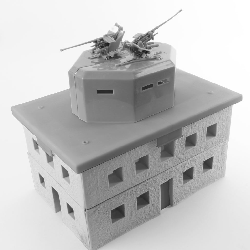 BMC Toys German Bunker Fortress