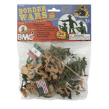 BMC Border Wars US Army vs. Mexican Villistas - 34pc Soldier Figures