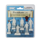 BMC Presidents of The United States Series 1: Plastic Figure 6pc Set