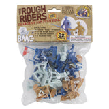 BMC The Rough Riders Charge Up San Juan Hill - 32pc Soldier Figures