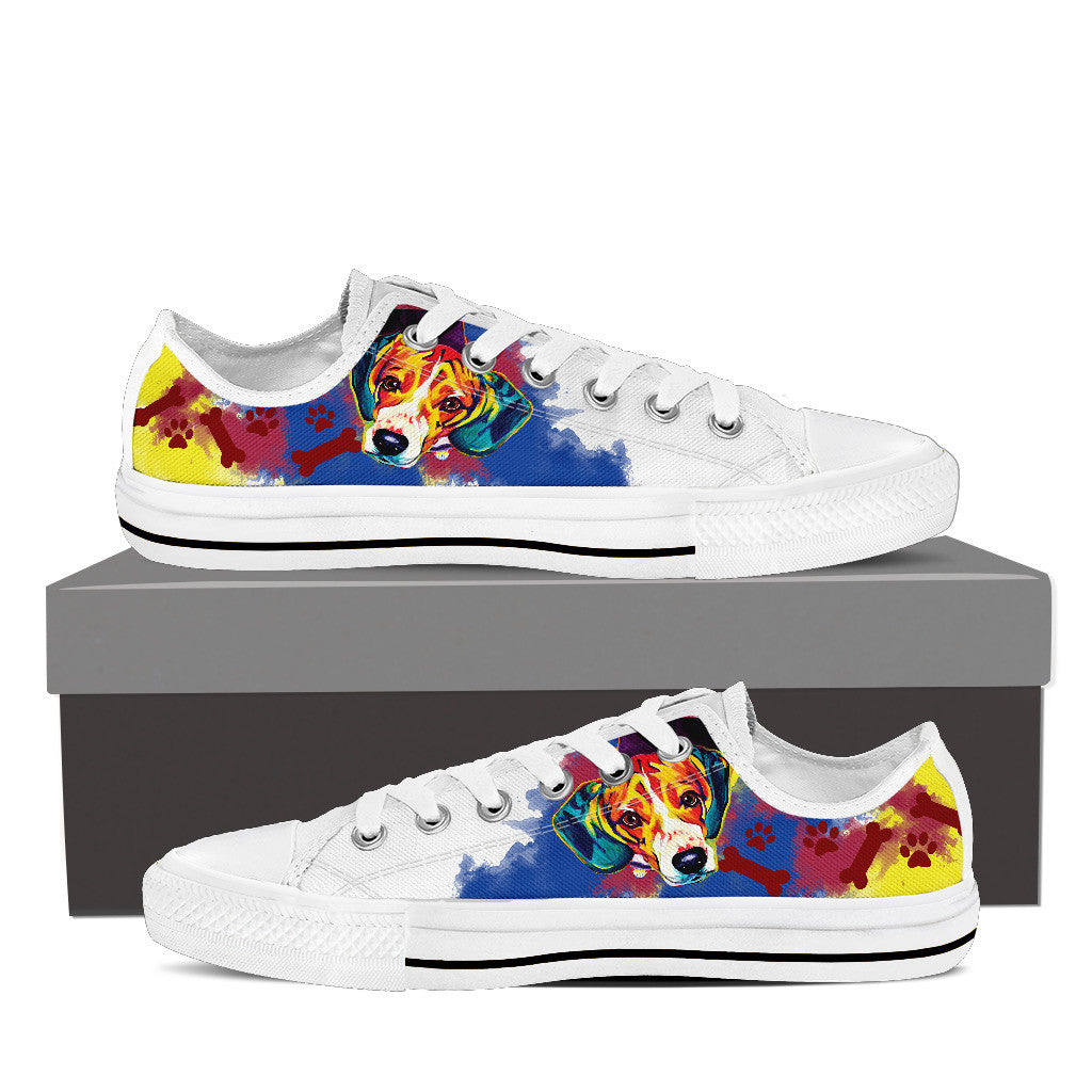 Beagle Low Tops
