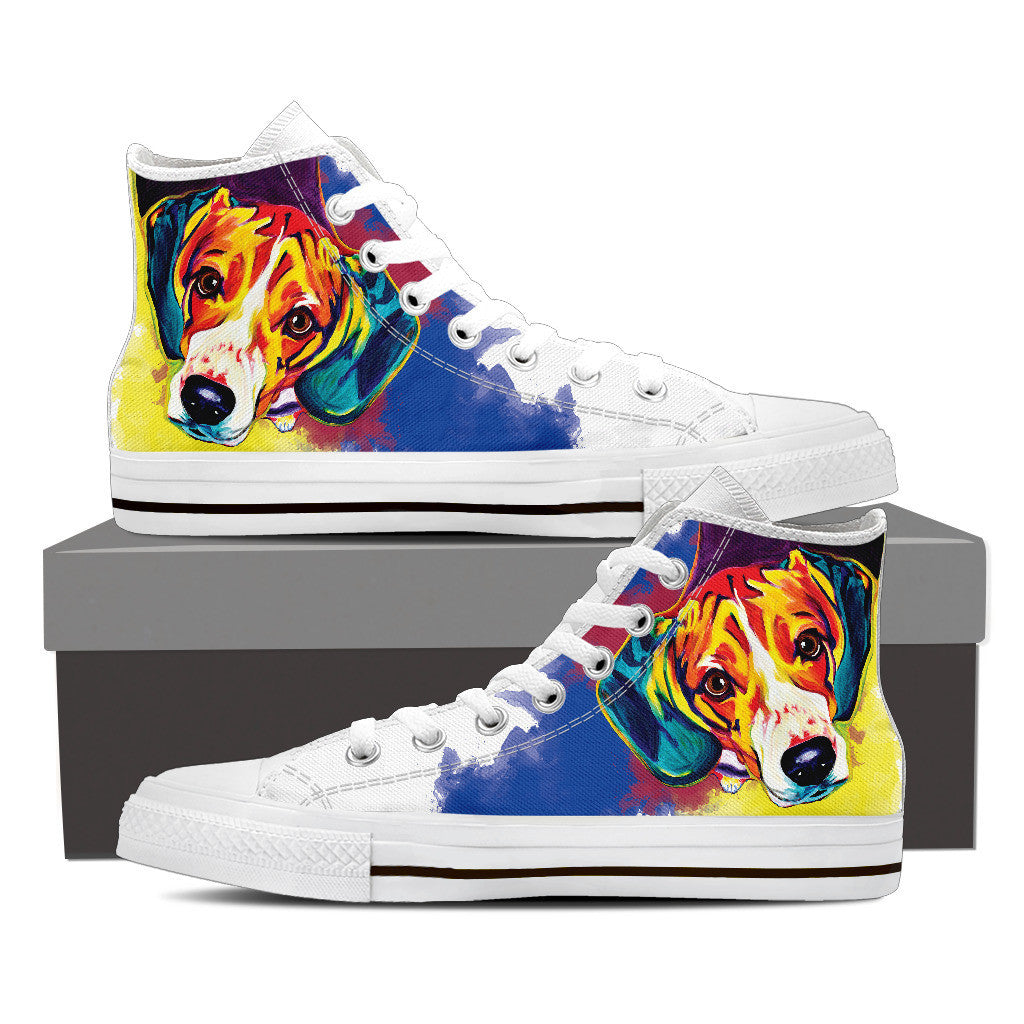 Beagle High Tops