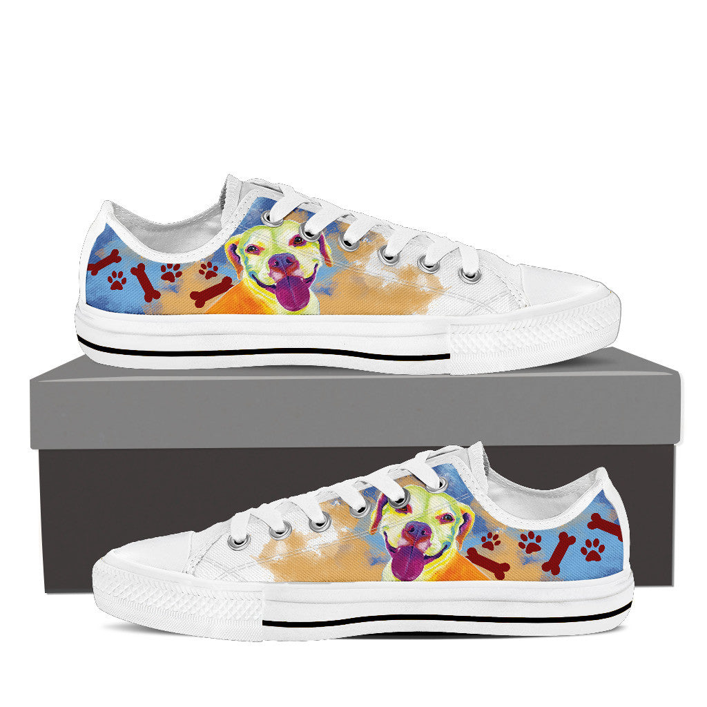 Pit Bull III Low Tops