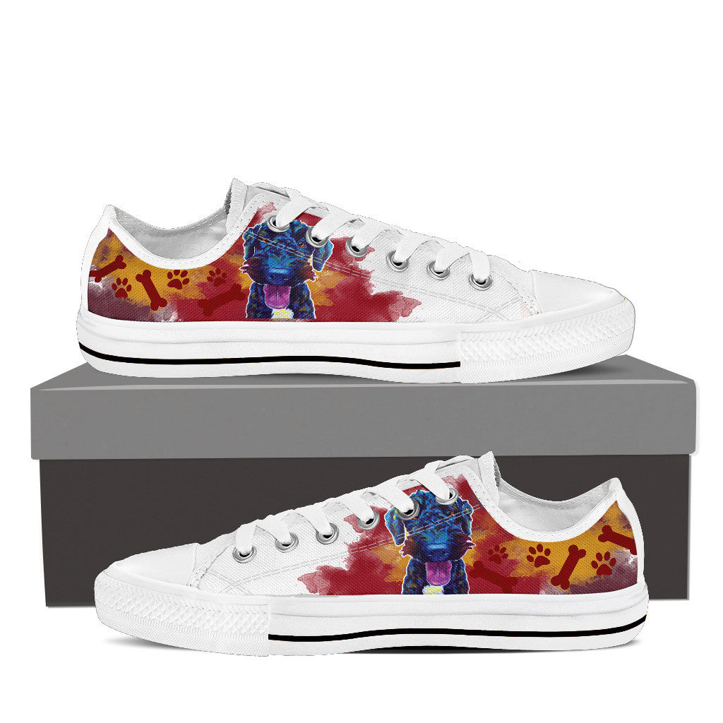 Airedoodle II Low Tops