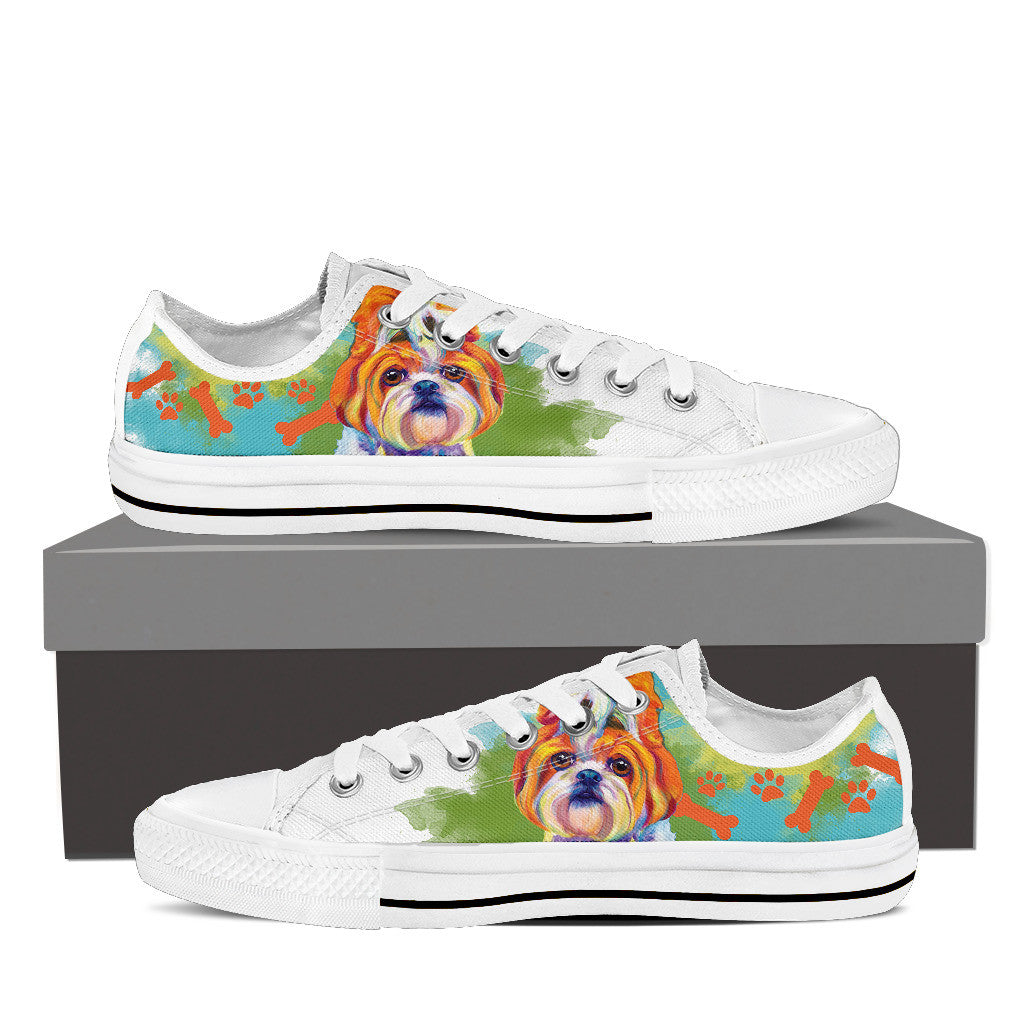 Shih Tzu Low Tops