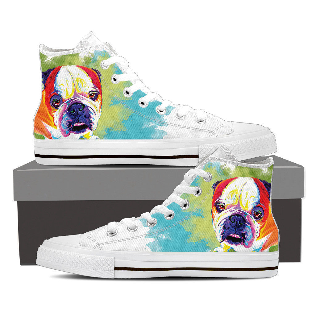 Bulldog II High Tops