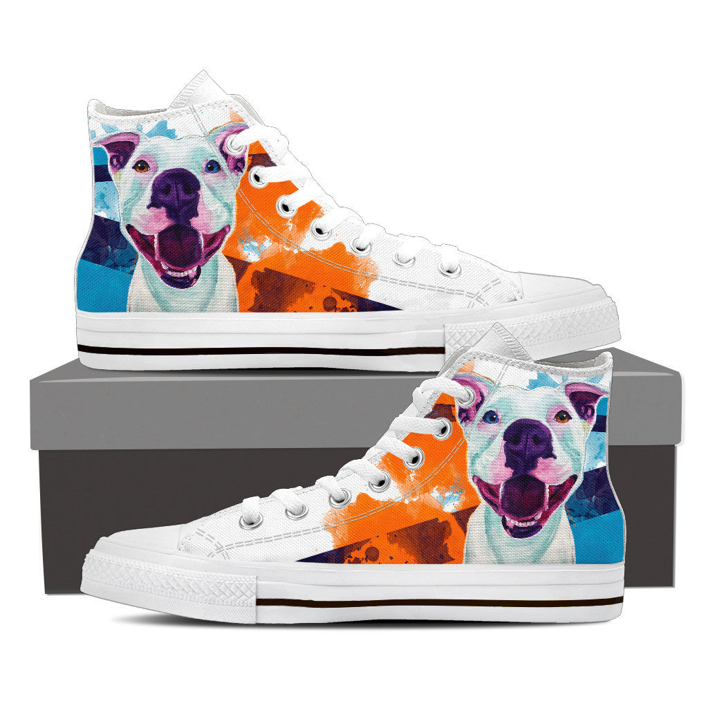 Pit Bull High Tops