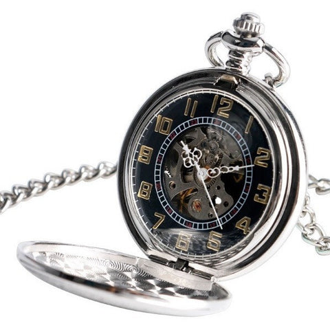 Mechanical Pocket Watch - TEETERNAL - 1