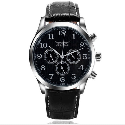 Casual Business Mechanical Watch - Teeternal - 1