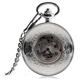 Mechanical Pocket Watch - TEETERNAL - 8