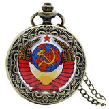 Sickle And Hammer Pocket Watch - Teeternal - 3
