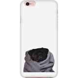Black Pug Phone Cases - Teeternal - 4