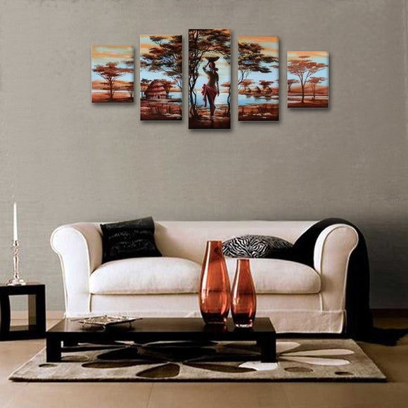 Canvas Wall Art Decoration Oil Paintings