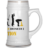 Beervolution (Beer Stein) - Teeternal - 1