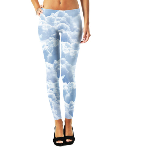 Clouds Leggings