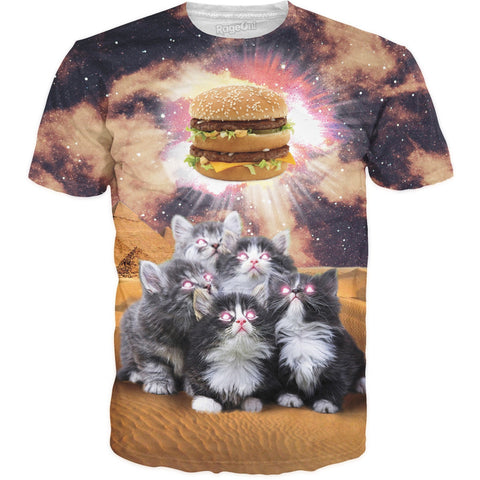 Worship the Burger T-Shirt