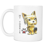 My Yorkie Mug - Teeternal - 2