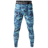Men's Compression Workout Pants - Teeternal - 6