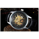 Photochromic Glass Mechanical Watch - Teeternal - 10