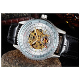 Photochromic Glass Mechanical Watch - Teeternal - 11