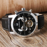 Classical Modern Mechanical Watch - TEETERNAL - 2
