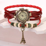 Vintage Eiffel Tower Bracelet Watch - Teeternal - 6
