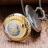 Sickle And Hammer Pocket Watch - Teeternal - 9