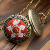Sickle And Hammer Pocket Watch - Teeternal - 12