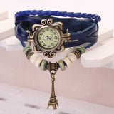 Vintage Eiffel Tower Bracelet Watch - Teeternal - 4