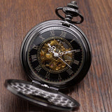 Hollow Mechanical Pocket Watch | TEETERNAL - 2