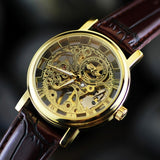 Roman Fashion Mechanical Watch