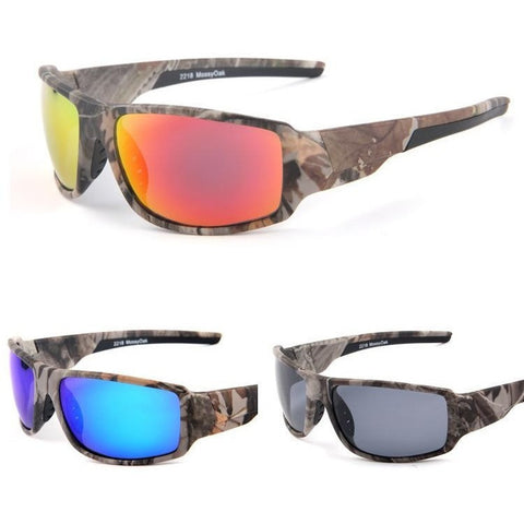 Polarized Camouflage Sunglasses - Teeternal - 1